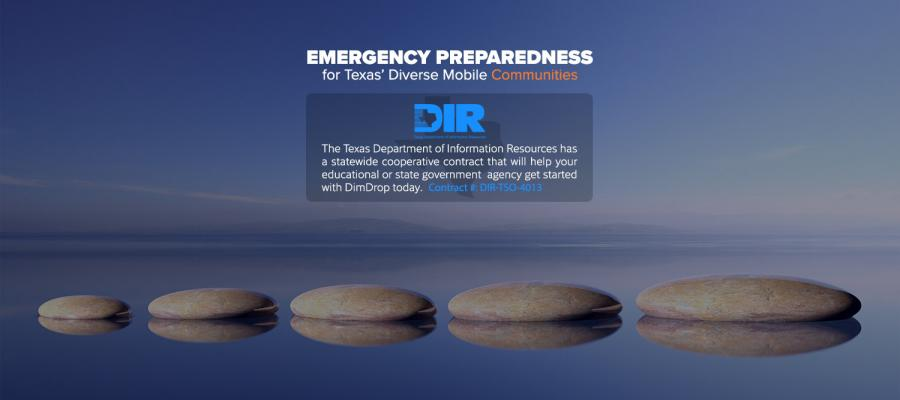 Emergency Preparedness Texas DIR