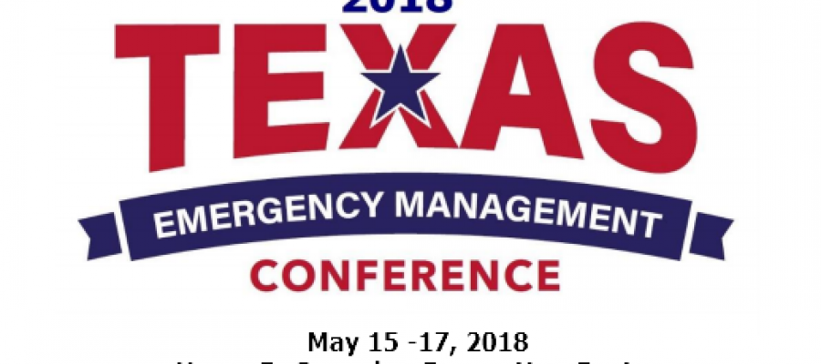 Texas Emergency Management Conference May 15-17